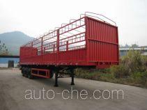 Yuegong SGG9390TC полуприцеп с решетчатым тент-каркасом