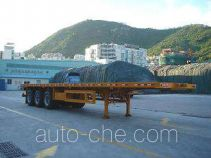 Dalishi SGJ9320TP flatbed trailer