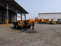 Shekou Port Machinery SGJ9351TJZG container transport trailer