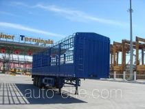 Shekou Port Machinery SGJ9381CLX stake trailer