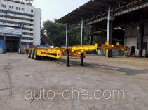 Shekou Port Machinery SGJ9400TJZG container transport trailer