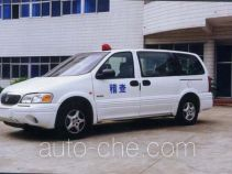 Buick SGM5021XJA-GL8 автомобиль инспекции