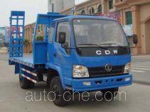 Shaoye SGQ5040TPB flatbed truck