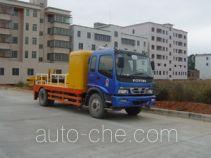 Shaoye SGQ5120THB truck mounted concrete pump
