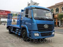 Shaoye SGQ5141TPBC flatbed truck