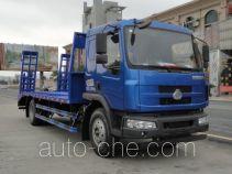 Shaoye SGQ5160TPBLG5 flatbed truck