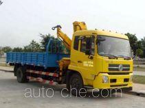 韶液牌SGQ5162JSQD型随车起重运输车
