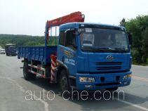 Shaoye SGQ5163JSQC truck mounted loader crane