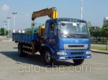 Shaoye SGQ5163JSQL truck mounted loader crane