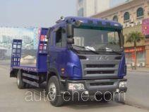 Shaoye SGQ5163TPBJ flatbed truck