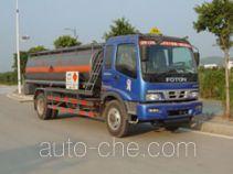 Shaoye SGQ5168GHYB chemical liquid tank truck