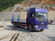 Shaoye SGQ5231TPBJ flatbed truck