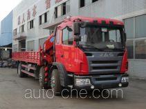 Shaoye SGQ5250JSQJG4 truck mounted loader crane