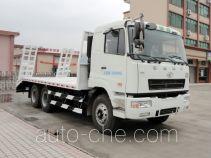Shaoye SGQ5250TPBHG4 flatbed truck