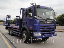 Shaoye SGQ5250TPBJG4 flatbed truck