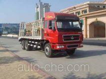 Shaoye SGQ5251TPBD flatbed truck