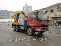 Shaoye SGQ5253JQZ truck crane