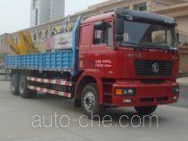Shaoye SGQ5253JSQS truck mounted loader crane