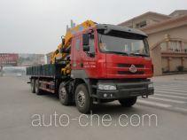 Shaoye SGQ5310JSQLG4 truck mounted loader crane