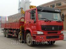 Shaoye SGQ5310JSQZ truck mounted loader crane
