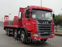 Shaoye SGQ5311TPBJ flatbed truck