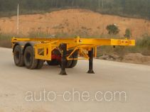 Shaoye SGQ9280TJZ container carrier vehicle