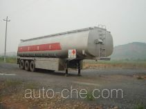 Shaoye SGQ9400GHY chemical liquid tank trailer