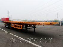 Shaoye SGQ9400TP flatbed trailer