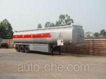 Shaoye SGQ9402GHY chemical liquid tank trailer
