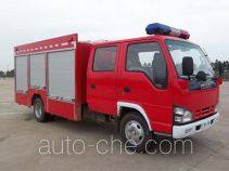 Shangge SGX5040TXFJY30QL fire rescue vehicle