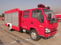Shangge SGX5040XXFQC30/QL apparatus fire fighting vehicle