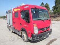 Shangge SGX5040XXFQC50 специальный пожарный автомобиль