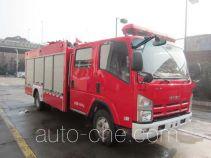 Shangge SGX5101GXFPM30/QL пожарный автомобиль пенного тушения
