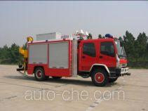 Shangge SGX5120TXFJY80 fire rescue vehicle