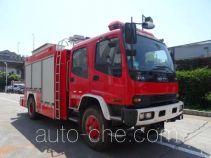 上格牌SGX5120TXFJY80/QL型抢险救援消防车