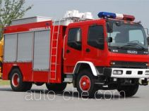 Shangge SGX5121TXFJY80 fire rescue vehicle