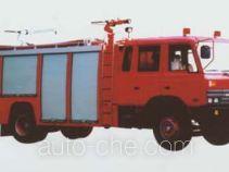 上格牌SGX5140GXFFS30型干粉水联用消防车