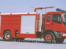 上格牌SGX5190GXFPM80BJ型泡沫消防车