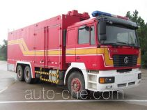 Water supply fire truck