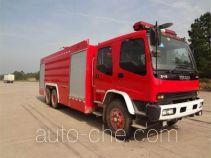 上格牌SGX5241GXFPM110/QL型泡沫消防车