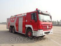 Shangge SGX5290JXFJP18/ZZ high lift pump fire engine
