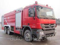 上格牌SGX5300GXFPM150型泡沫消防车