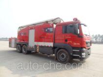 Shangge SGX5320JXFJP17/M high lift pump fire engine