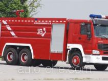 Shangge SGX5321GXFSG170ZZ пожарная автоцистерна