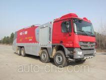 上格牌SGX5391GXFPM200/B型泡沫消防车