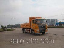 华威驰乐牌SGZ3220HN3型自卸汽车