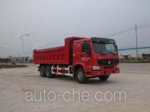 华威驰乐牌SGZ3240ZZ3W型自卸汽车