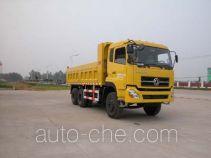 华威驰乐牌SGZ3241DFL型自卸汽车