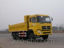 华威驰乐牌SGZ3250DFL3A3型自卸汽车