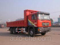 华威驰乐牌SGZ3250JN3型自卸汽车